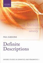 Definite Descriptions
