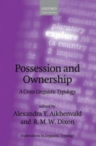Ebook in inglese Possession and Ownership