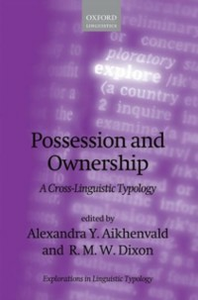 Ebook in inglese Possession and Ownership -, -