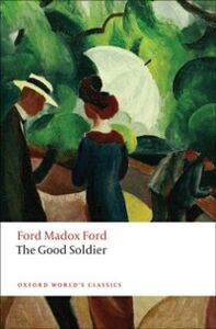 Ebook in inglese Good Soldier Ford, Ford Madox