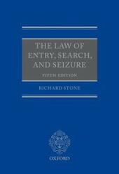 Law of Entry, Search, and Seizure