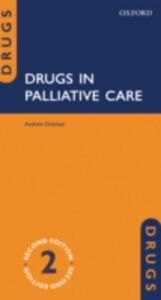 Ebook in inglese Drugs in Palliative Care Dickman, Andrew