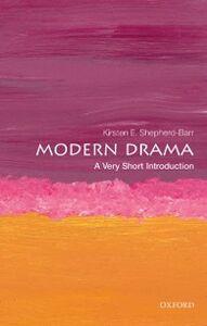 Ebook in inglese Modern Drama: A Very Short Introduction Shepherd-Barr, Kirsten