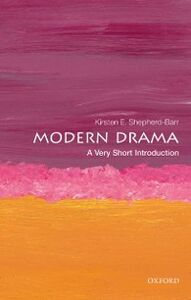 Foto Cover di Modern Drama: A Very Short Introduction, Ebook inglese di Kirsten Shepherd-Barr, edito da OUP Oxford
