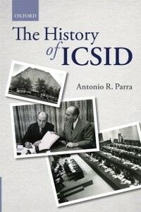 Ebook in inglese History of ICSID Parra, Antonio R.