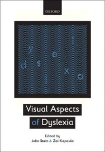 Ebook in inglese Visual Aspects of Dyslexia -, -