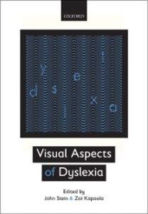 Foto Cover di Visual Aspects of Dyslexia, Ebook inglese di  edito da OUP Oxford
