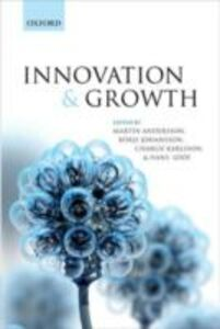 Ebook in inglese Innovation and Growth: From R&D Strategies of Innovating Firms to Economy-wide Technological Change