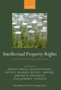 Ebook in inglese Intellectual Property Rights: Legal and Economic Challenges for Development -, -