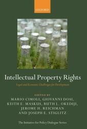 Intellectual Property Rights: Legal and Economic Challenges for Development