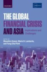 Ebook in inglese Global Financial Crisis and Asia: Implications and Challenges -, -