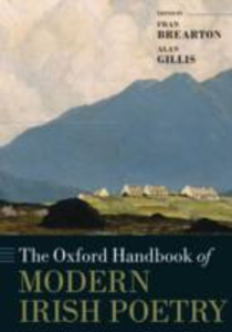 Ebook in inglese Oxford Handbook of Modern Irish Poetry -, -
