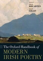 Oxford Handbook of Modern Irish Poetry