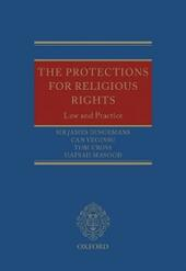 Protections for Religious Rights: Law and Practice