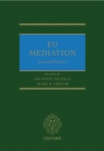 Ebook in inglese EU Mediation Law and Practice