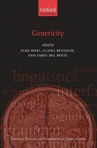 Ebook in inglese Genericity -, -