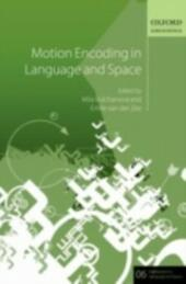 Motion Encoding in Language and Space
