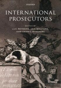 Ebook in inglese International Prosecutors