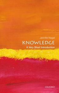 Ebook in inglese Knowledge: A Very Short Introduction Nagel, Jennifer
