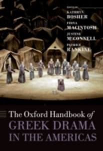 Ebook in inglese Oxford Handbook of Greek Drama in the Americas -, -