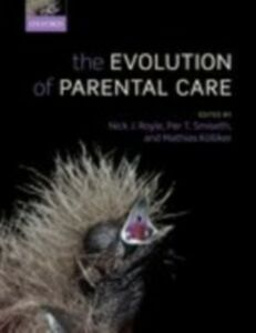 Foto Cover di Evolution of Parental Care, Ebook inglese di Mathias K&ouml,lliker, edito da OUP Oxford