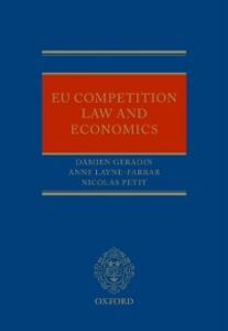 Ebook in inglese EU Competition Law and Economics Geradin, Damien , Layne-Farrar, Anne , Petit, Nicolas