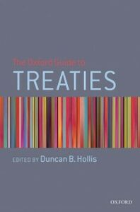 Ebook in inglese Oxford Guide to Treaties -, -