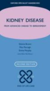 Foto Cover di Kidney Disease: From advanced disease to bereavement, Ebook inglese di AA.VV edito da OUP Oxford