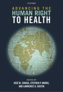 Ebook in inglese Advancing the Human Right to Health -, -