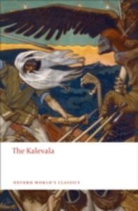 Foto Cover di Kalevala, Ebook inglese di Elias L&ouml,nnrot, edito da OUP Oxford