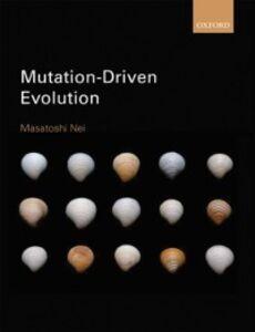 Ebook in inglese Mutation-Driven Evolution Nei, Masatoshi
