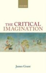 Foto Cover di Critical Imagination, Ebook inglese di James Grant, edito da OUP Oxford