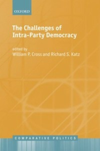 Ebook in inglese Challenges of Intra-Party Democracy -, -