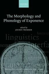 Morphology and Phonology of Exponence