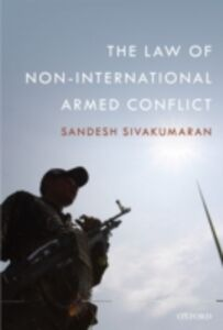Ebook in inglese Law of Non-International Armed Conflict Sivakumaran, Sandesh