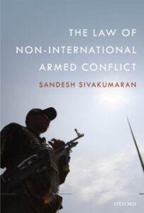 Ebook in inglese Law of Non-International Armed Conflict Sivakumaran, Sandesh