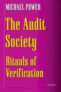 Ebook in inglese Audit Society: Rituals of Verification Power, Michael