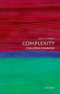 Foto Cover di Complexity: A Very Short Introduction, Ebook inglese di John H. Holland, edito da OUP Oxford