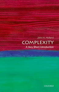Ebook in inglese Complexity: A Very Short Introduction Holland, John H.
