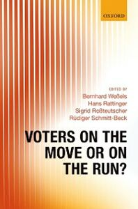 Ebook in inglese Voters on the Move or on the Run? -, -
