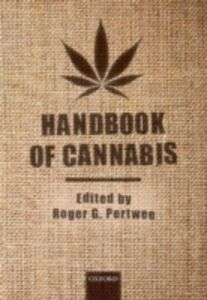 Ebook in inglese Handbook of Cannabis