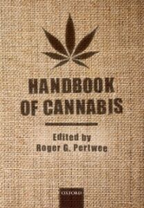 Ebook in inglese Handbook of Cannabis -, -