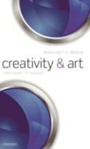 Ebook in inglese Creativity and Art: Three Roads to Surprise Boden, Margaret A.
