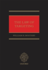 Ebook in inglese Law of Targeting Boothby, William H.