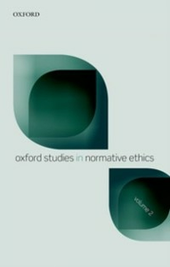 Ebook in inglese Oxford Studies in Normative Ethics, Volume 2 -, -