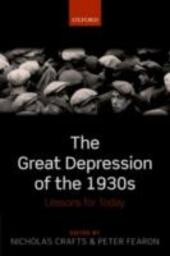 Great Depression of the 1930s: Lessons for Today