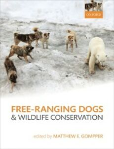 Foto Cover di Free-Ranging Dogs and Wildlife Conservation, Ebook inglese di  edito da OUP Oxford