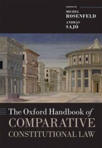 Foto Cover di Oxford Handbook of Comparative Constitutional Law, Ebook inglese di  edito da OUP Oxford