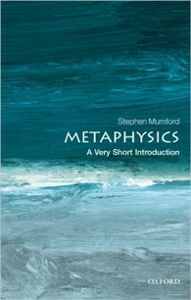 Foto Cover di Metaphysics: A Very Short Introduction, Ebook inglese di Stephen Mumford, edito da OUP Oxford