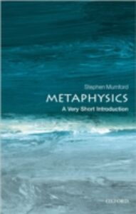 Ebook in inglese Metaphysics: A Very Short Introduction Mumford, Stephen